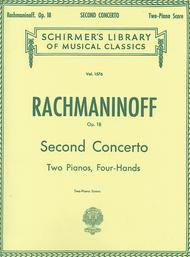 Concerto No. 2 In C Minor, Op. 18