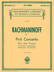 Concerto No. 1 in F# Minor, Op. 1