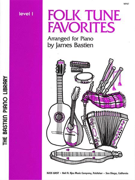 Folk Tune Favorites, Level 1