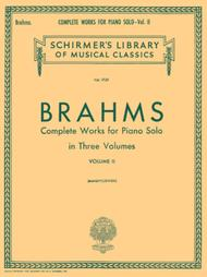Complete Works For Piano Solo - Volume 2
