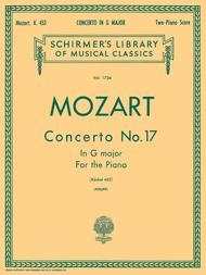 Concerto No. 17 in G, K.453