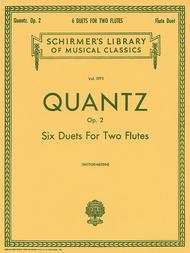 6 Duets for Two Flutes, Op. 2