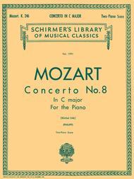 Concerto No. 8 in C, K.246