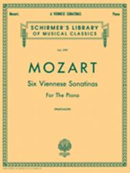 6 Viennese Sonatinas for the Piano