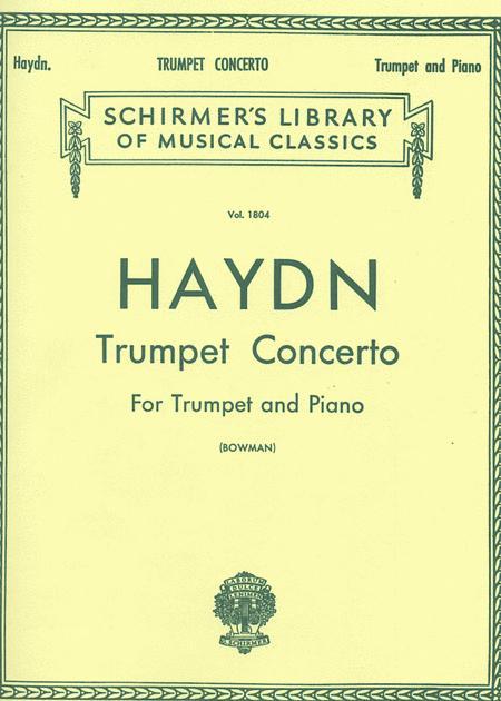 Trumpet Concerto - Trumpet/Piano