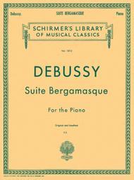 Suite Bergamasque for Piano