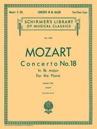Concerto No. 18 in Bb, K.456