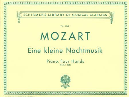 Eine Kleine Nachtmusik (K. 525)