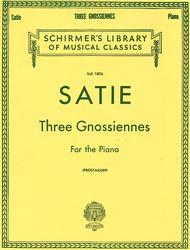 3 Gnossiennes