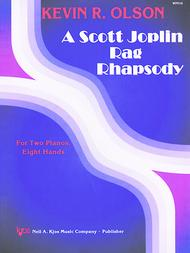 A Scott Joplin Rag Rhapsody
