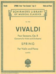 Spring (from Four Seasons, Op. 8)