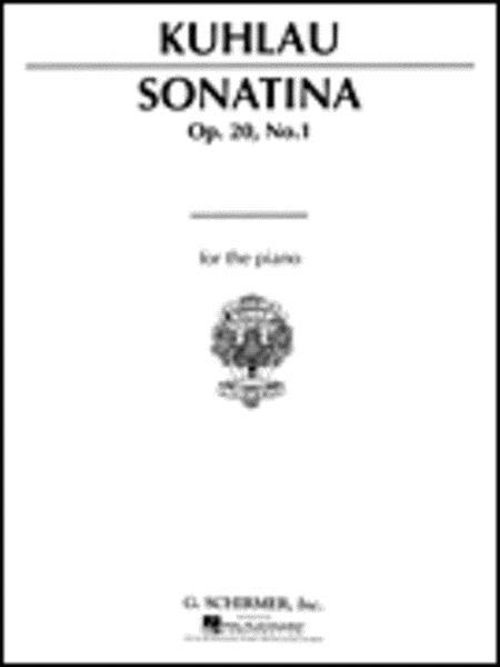 Sonatina, Op. 20, No. 1 in C Major