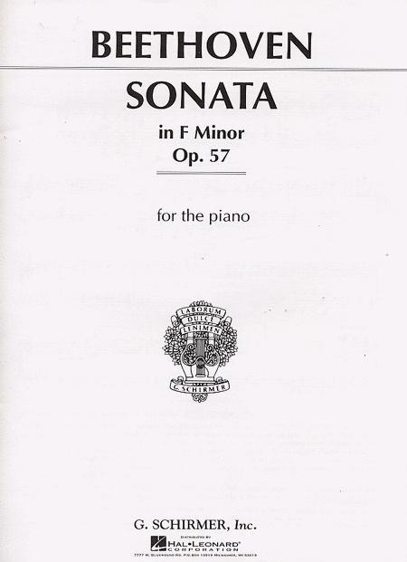 Sonata, Op. 57