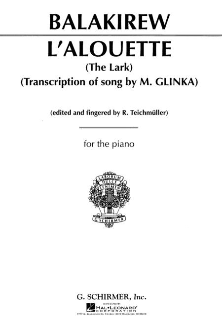 L'Alouette (The Lark)