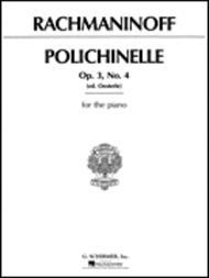 Polichinelle, Op. 3, No. 4