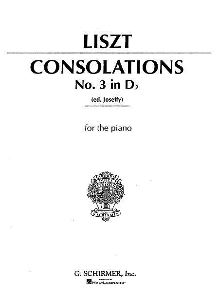 Consolation No. 3 in Db Major