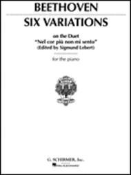 6 Variations