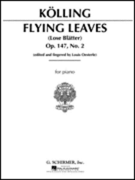 Flying Leaves, Op. 147 (Allegro Molto in A Minor)