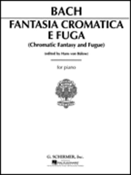 Chromatic Fantasy and Fugue