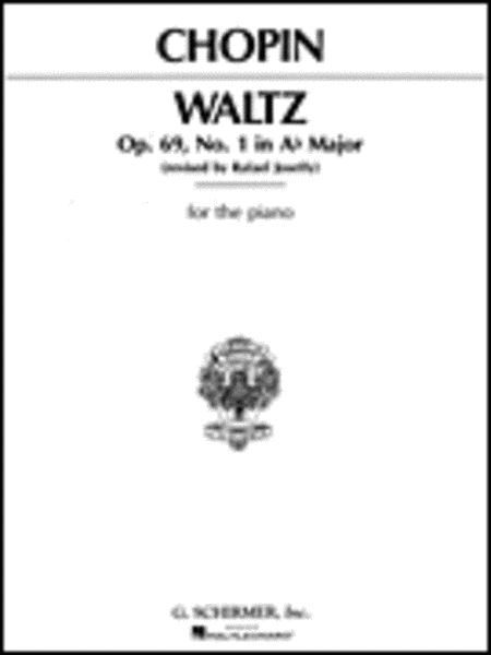 Waltz, Op. 69, No. 1 in Ab Major