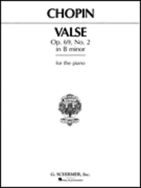 Waltz, Op. 69, No. 2 in B Minor (Posthumous)