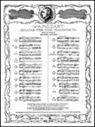 Sonata No. 2 in F Major K280