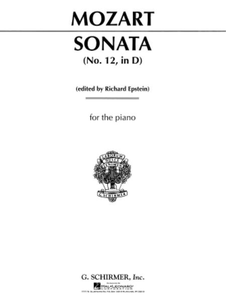 Sonata No. 12 in D Major K311