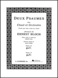 Deux psaumes (Psalms 114 and 137)