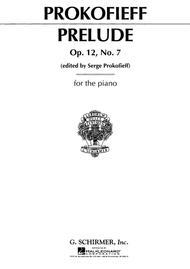 Prelude in C, Op. 12, No. 7
