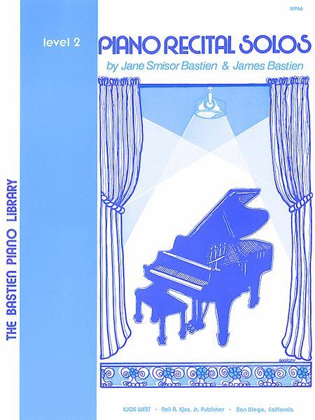 Piano Recital Solos, Level 2