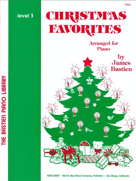 Christmas Favorites, Level 3