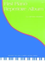First Piano Repertoire Album