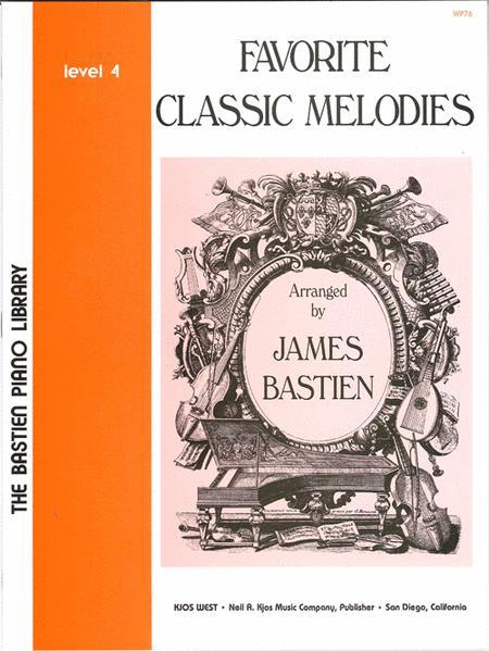 Favorite Classic Melodies, Level 4
