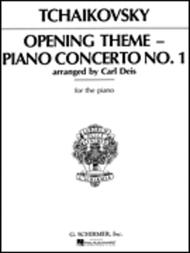 Concerto No. 1 (Opening)
