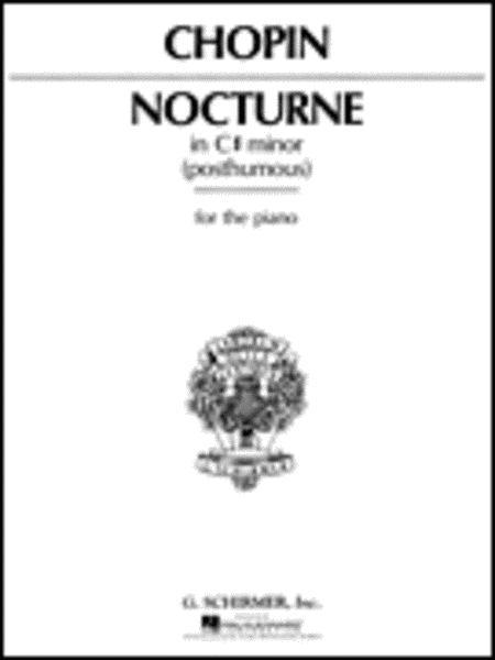 Nocturne (Op. Posthumous)