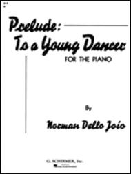 Prelude to a Young Dancer