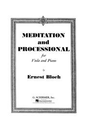 Meditation and Processional