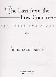 The lass from the low countree sheet music by john jacob niles the lass from the low countree sheet music by john jacob niles sheet music plus fandeluxe Choice Image