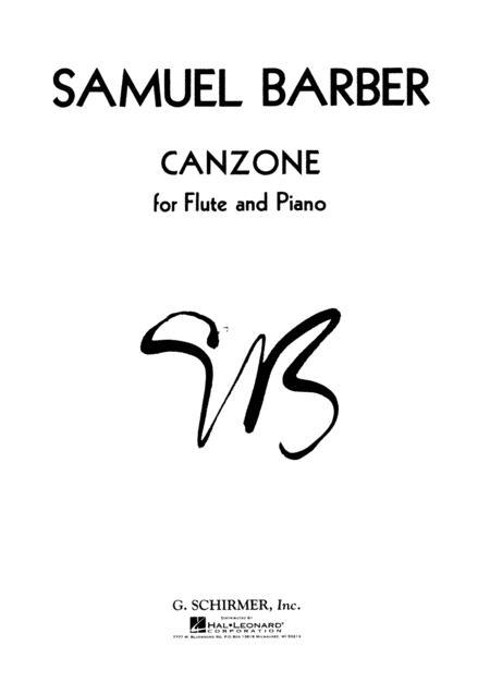 Canzone