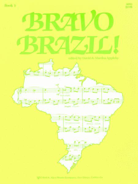 Bravo Brazil!, Book 1