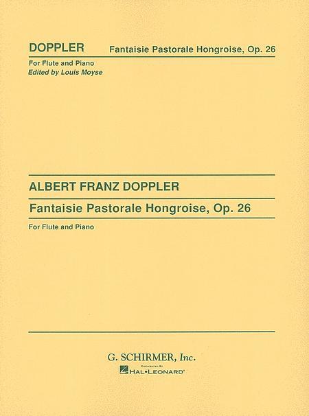 Fantaisie Pastorale Hongroise, Op. 26