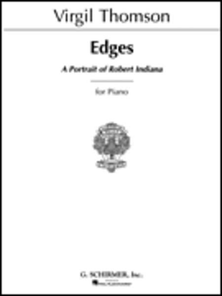 Edges (Portrait of Robert Indiana)