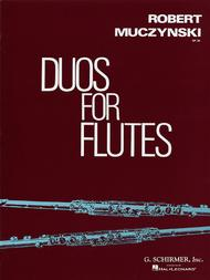 Duos for Flutes, Op. 34
