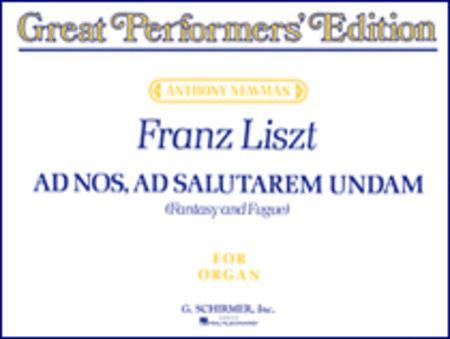 Ad nos, ad salutarem undam (Great Performer's Edition)