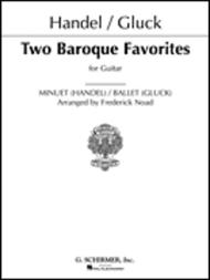 Two Baroque Favorites