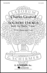 Soldiers Chorus From Faust
