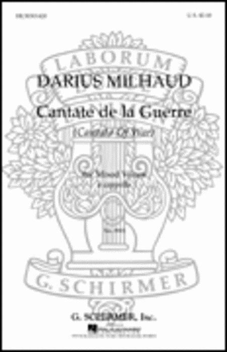 Cantate De La Guerre (Cantata of War)