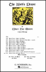The Lord's Prayer (in C Major)