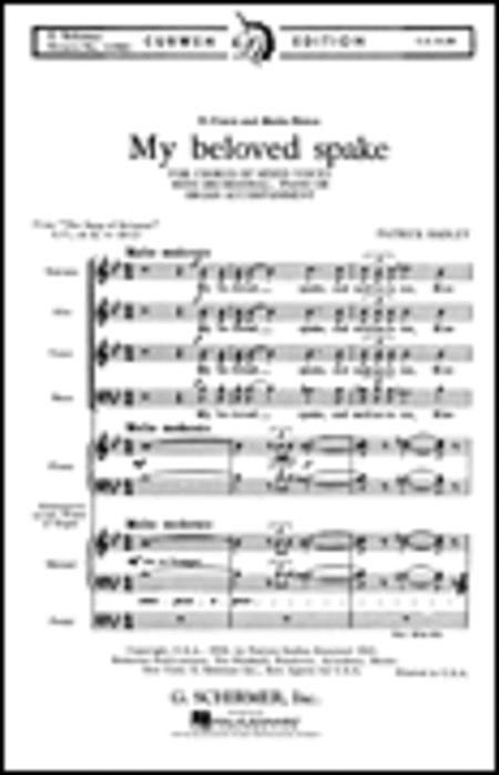 My Beloved Spake (from The Song of Solomon)