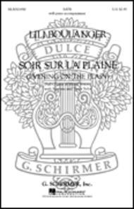 Soir Sur La Plaine (Evening on the Plain) with Soprano and Tenor Solos
